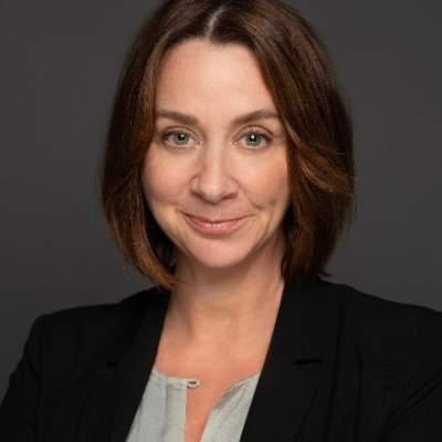 Kim Dixon, MSW headshot
